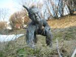 Little Forest Troll - Morten - I by Felandrim
