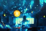 Drop Stars Back To The Sky by JunSoulsilver