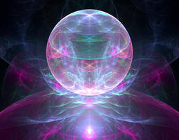 crystal ball by tina1138