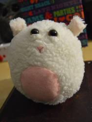 Mary's Little Lamb Plushie by AllDolledUpByEm