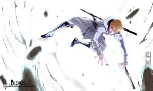 BLEACH:re - Ichigo [Quincy] by IFrAgMenTIx