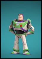 Buzz Lightyear by Takahiro95