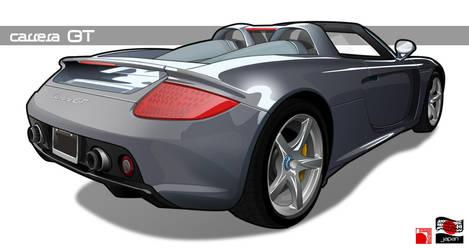 Carrera GT by deeesuke
