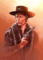 Captain Apache by Harnois75