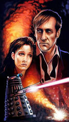 Doctor Who 1990 by Harnois75