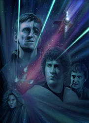 Blakes 7 - Duel by Harnois75