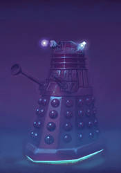 Dalek by Harnois75