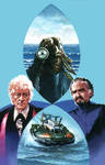 The Sea Devils 'version one' by Harnois75