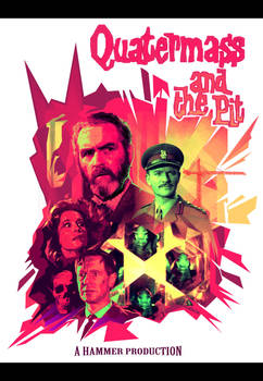 Quatermass and the Pit - rough by Harnois75