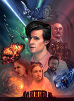 Dr Who 2010 by Harnois75