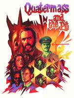 Quatermass and the Pit poster by Harnois75