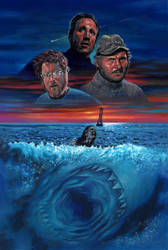 Jaws by Harnois75