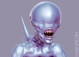 Neomorph 2 - Alien: Covenant by Harnois75