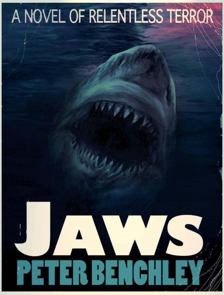 Jaws - beaten up novel version by Harnois75