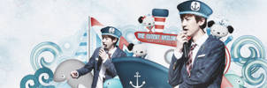 {Cover #66} The Sailor Chanyeol by Larry1042k1