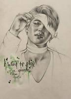Jimin(BTS) by LollyPop483