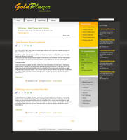 Wordpress Design by SH-design