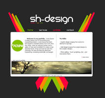 Portfolio2 by SH-design
