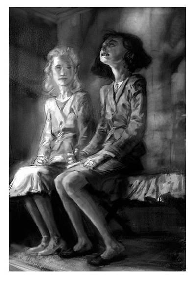 Anne Frank007 by jonfosterstudios