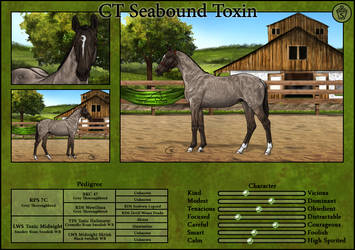 CT Seabound Toxin by Cookie1992