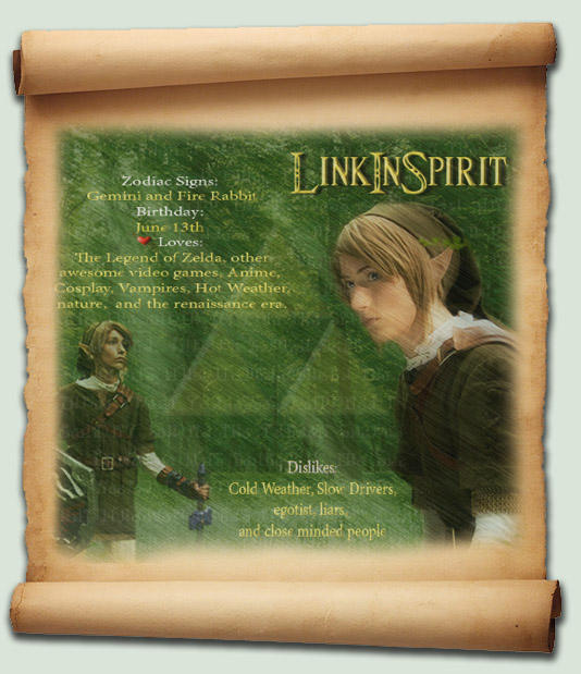 LinkInSpirit's Profile Picture