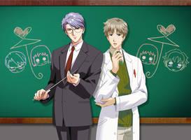 Hot For Teacher by LinkInSpirit