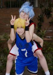 I'll carry you Kurokochiiii by LinkInSpirit