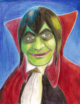 Count Frightenstein by ricketychives