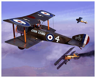 SOPWITH PUP by dugazm