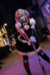 Harley Quinn - Ready for some fun? by crystalfirey