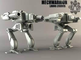 MWLL Shadowcat Highpoly by MechLivingLegends