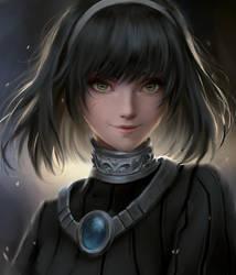 Black by ChubyMi