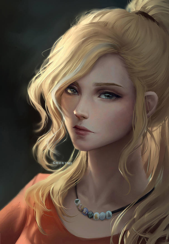 Girl by ChubyMi