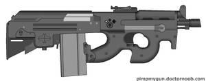 AK-90 by Robbe25