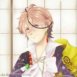 Hideyoshi by Kacamatakucing