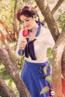 Elizabeth - Bioshock cosplay by MaryMustang01