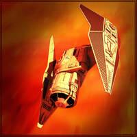 Star Wars Tie Fighter by AdamKop