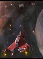 Star Wars Republic Interceptor by AdamKop