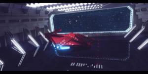 Star Wars Royal Guard TIE by AdamKop
