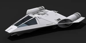Star Wars Koensayr Fighter/Bomber WIP by AdamKop