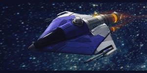 Star Wars Incom R10 by AdamKop
