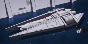 Star Wars Imperial Dropship by AdamKop
