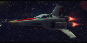 Arronax V-65 3D Commission by AdamKop