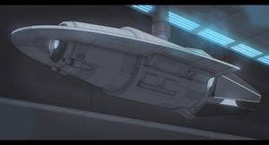 Star Wars TIE Fighter Experimental by AdamKop
