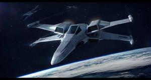 Incom/Frei-Tek T-89 X-Wing Ultra by AdamKop