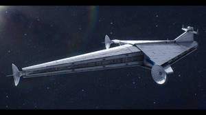 Star Wars Arrestor Cruiser by AdamKop