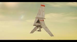 Star Wars T-16 Skyhopper by AdamKop