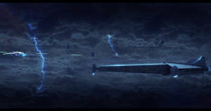 Star Wars: Escape from Kessel alternative take by AdamKop
