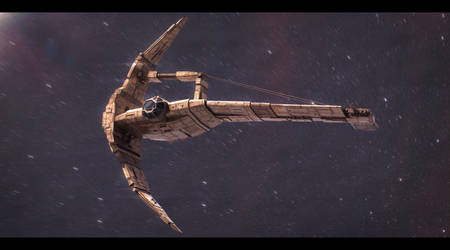 Star Wars Starstorm One by AdamKop