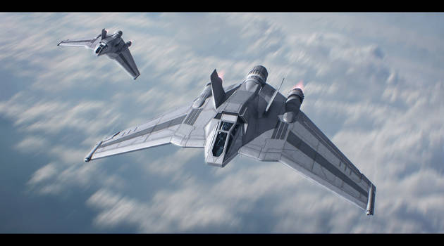 Stargate F302 by AdamKop